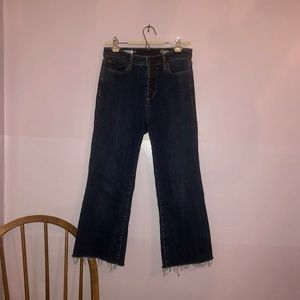 GAP Authentic Flare High Rise 28R Jeans